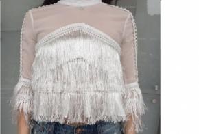 חולצת אריזונה לבן