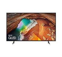 """טלוויזיית """"65 Samsung QLED Flat UHD 4K  SMART דגם QE65Q60R"""