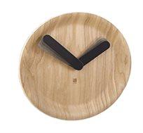שעון קיר Time Flow בסגנון מודרני ובעיצוב נקי UMBRA