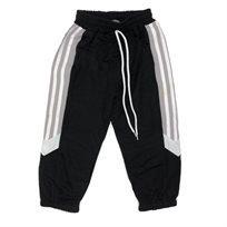 Oro/  מכנסי כותנה(2- 7 שנים) ניילון שחור