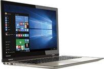 """מחשב נייד 15.6"""" מסך מגע Full HD מתהפך מבית Toshiba דגם P55W-C5314 מעבד Intel Core i7 דור שישי, זיכרון 8GB דיסק קשיח 1TB מערכת הפעלה Windows 10 -מוחדש"""