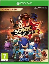 Sonic Forces Xbox One אירופאי!