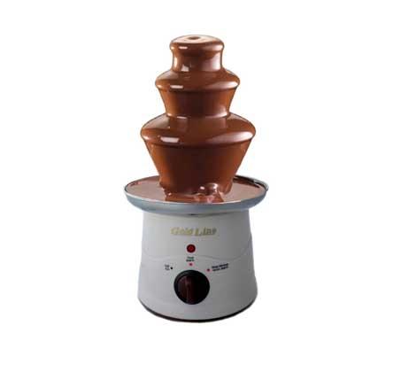 מזרקת שוקולד Gold Line קלה ונוחה לשימוש והפעלה דגם ATL-211
