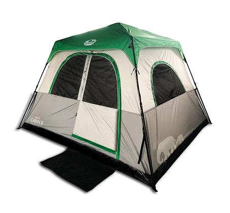 אוהל משפחתי פתיחה מהירה ל-8 אנשים