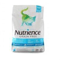 נוטריאנס מזון לחתול דגים ללא דגנים 5 ק''ג