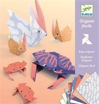יצירה - אוריגמי משפחות - Djeco