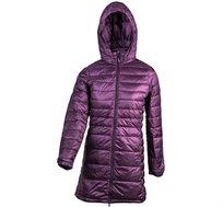 מעיל פוך ארוך לנשים קל משקל רך ונעים PUFFIN DOWN PJKT Go Nature  - משלוח חינם