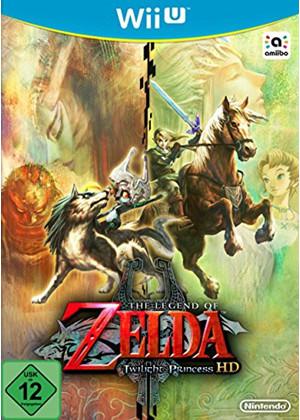 The Legend Of Zelda: Twilight Princess Hd Wii U במלאי!