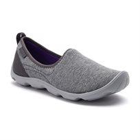 Duet Busy Day Heather Skimmer - נעל סגורה בצבע אפור לנשים
