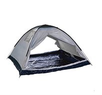אוהל 2 פתחים CAMPTOWN ל-4 אנשים BREEZE