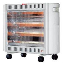 תנור חימום Selmor עצמתי בעל 4 גופי חימום בעיצוב מהודר בהספק 2400W דגם SE-598 - משלוח חינם!