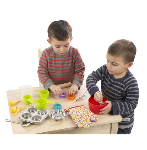 ערכת אפייה לילדים מליסה ודאג - תמונה 3