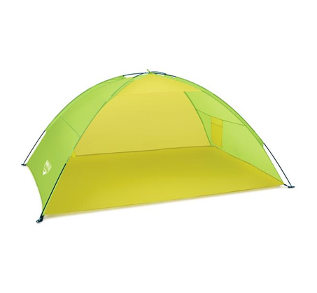אוהל הצללה לחוף הים קל תפעול ולהרכבה מהירה Pavillo