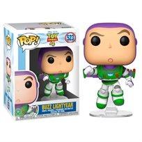 Funko Pop - Buzz Lightyear (Toy Story 4) 523  בובת פופ