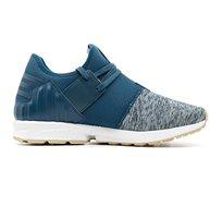 נעליים לגברים ADIDAS ORIGINAL MAN'S ZX FLUX PLUS S75931 בצבע אפור/ירוק