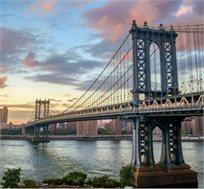 מאורגן לניו יורק ל-8 ימים כולל קניות חג המולד והופעת ברודווי או משחק NBA רק בכ-$1850