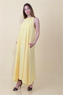 שמלת מקסי גלי