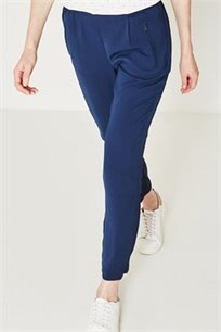 מכנסי בד City jogg לאישה PROMOD - צבע לבחירה