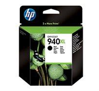 ראש דיו מקורי HP 940 XL צבע שחור, דיו איכותי למדפסת