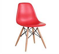 כסא בעיצוב מודרני לפינות אוכל במגוון צבעים לבחירה