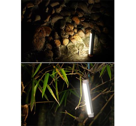פנס LED עוצמתי הפועל עד 100 שעות בטעינה אחת ועד 36,000 שעות עבודה MiniMaxx - פנס רביעי מתנה! - תמונה 3