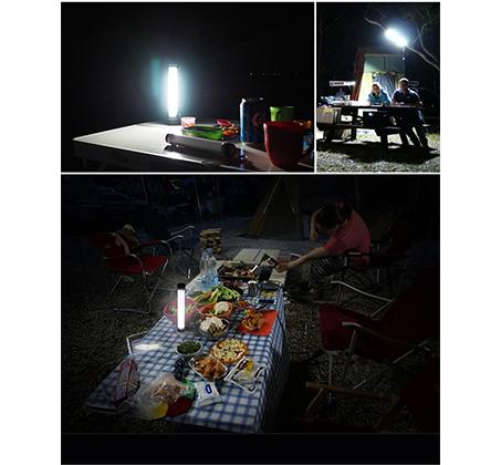 פנס LED עוצמתי הפועל עד 100 שעות בטעינה אחת ועד 36,000 שעות עבודה MiniMaxx - פנס רביעי מתנה! - תמונה 4