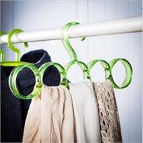 פריט חובה בכל ארון! קולב טבעות ייחודי המתאים למגוון פרטי לבוש