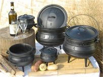 קדרת הקסמים! מבחר סירי פויקה בגדלים שונים, בעלי ידית הרמה, לבישול איכותי גם בתנאי שטח, החל מ-₪149!