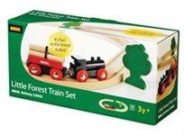 בריו Brio סט רכבת יער