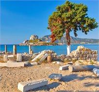 טיסה ומלון 5* הכל כלול בקוס בקיץ כולל פארק מים החל מכ-$547*