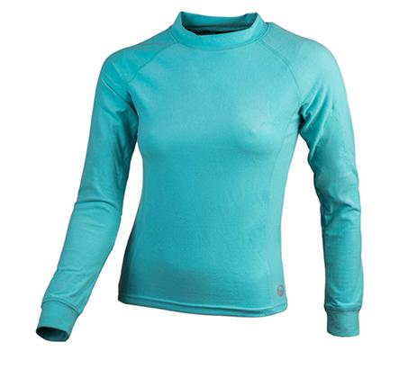 גופיה טרמית לנשים HYBRID TITANIUM לשמירה על חום הגוף במגוון צבעים ומידות GoNature - משלוח חינם - תמונה 2