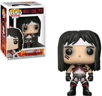 Funko Pop - Tommy Lee (Motley Crue) 73  בובת פופ