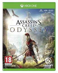 Assassins Creed Odyssey Xbox one במלאי! אירופאי!