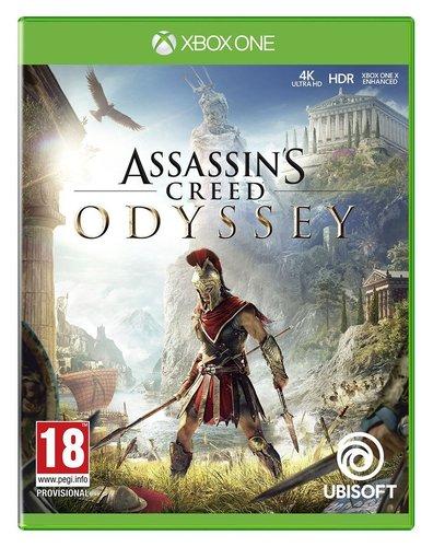 Assassins Creed Odyssey Xbox One במלאי! אירופאי!