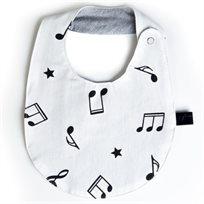 Babymitmit סינר דו צדדי - Happy Music Collection