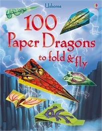 100 מטוסי נייר - דרקונים