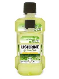 Listerine Mouthwash Green Tea 500+250 Ml