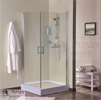 מקלחון פינתי בעיצוב חדש בלעדי