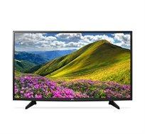 """טלוויזיה """"LED LG 43 רזולוציית Full HD עם טיונר דיגיטלי ואינדקס עיבוד תמונה 300 PMI דגם 43LJ510Y"""