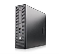 מחשב נייח דגם 1G 800 EliteDesk מעבד i5 זיכרון 8GB דיסק  128GB SSD+1TB וWin10