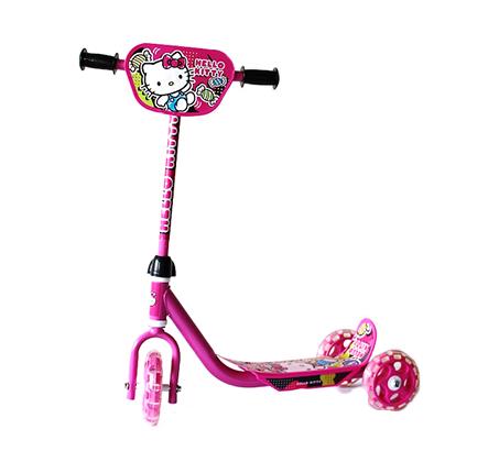 קורקינט מותגים לילדים בעל 3 גלגלים במבחר דגמים - תמונה 4