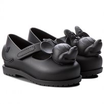 Mini Melissa נעלי בובה (מידות 19 -27) מיני מיקי מאוס שחור