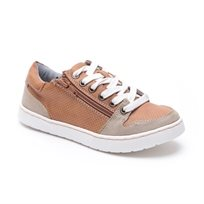 Magma - נעלי סניקרס לילדים בצבע טאופ