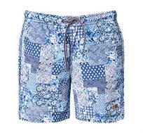 בגד ים NAPAPIJRI לגבר עם תחתון פנימי בצבע כחול
