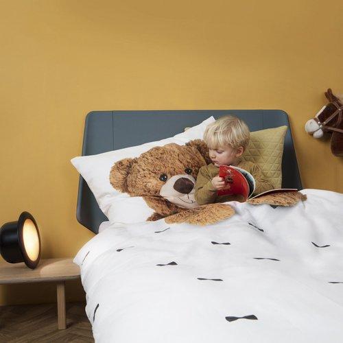 מיוחדים סט מצעים מעוצבים למיטת נוער / יחיד - דובי XN-49