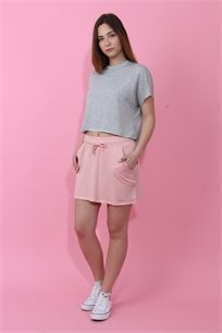 חצאית פרנץ' כיסים