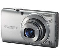 קטנה ומדליקה! מצלמת CANON עם 16MP, עדשה רחבה, וידאו HD עם קול, ב-₪599 + זיכרון 8GB וקורא כרטיסים!