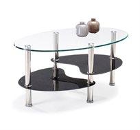 שולחן סלוני בעל שלושה משטחים בגבהים שונים דגם VENESA מבית GAROX  - משלוח חינם