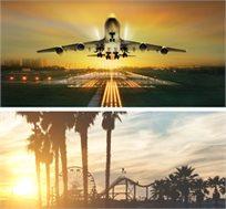 טיסה הלוך חזור ללוס אנג'לס רק בכ-$641*