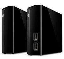 """דיסק קשיח שולחני """"3.5 בנפח 4000GB בחיבור מהיר 3.0 מסדרת Backup Plus Hub מבית SEAGATE"""